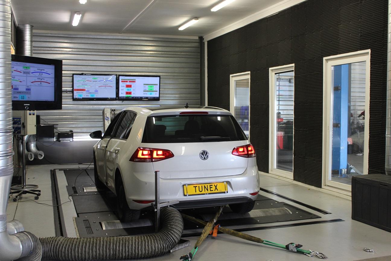 Chiptuning Volkswagen Golf 7 1.6 TDI 110pk