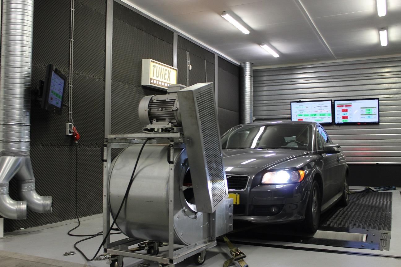 Chiptuning Volvo C30 2.5 T5 220pk